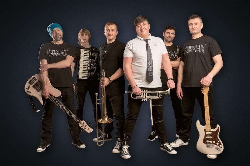 ROMAX україномовний кавер гурт